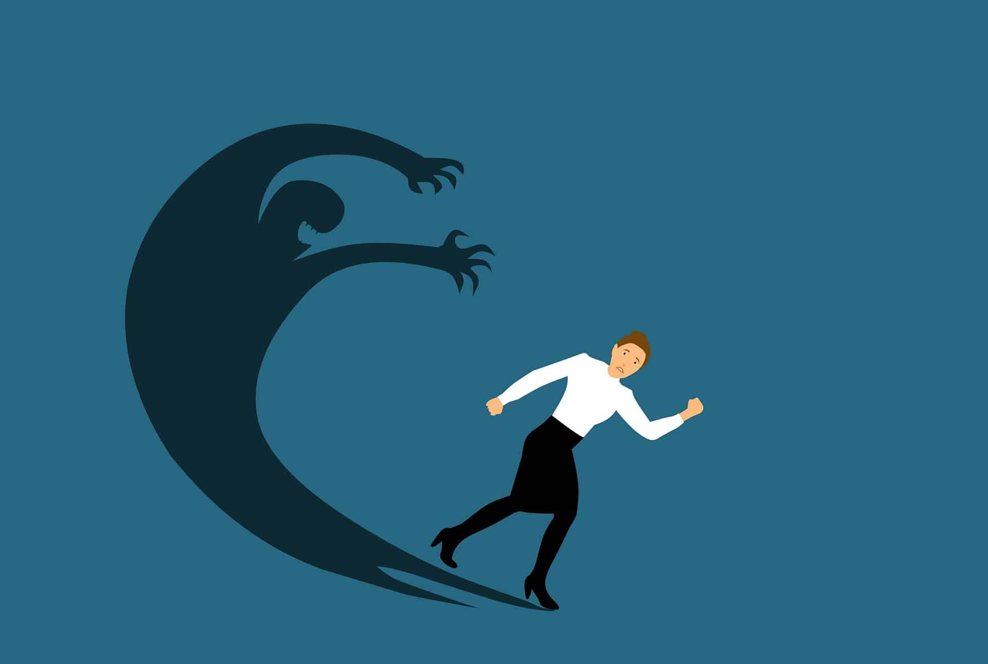 Quels sont les symptômes de la peur?
