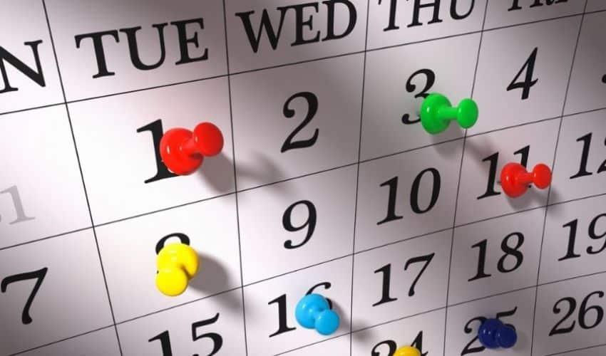 Quelle est la date de septembre 2021?