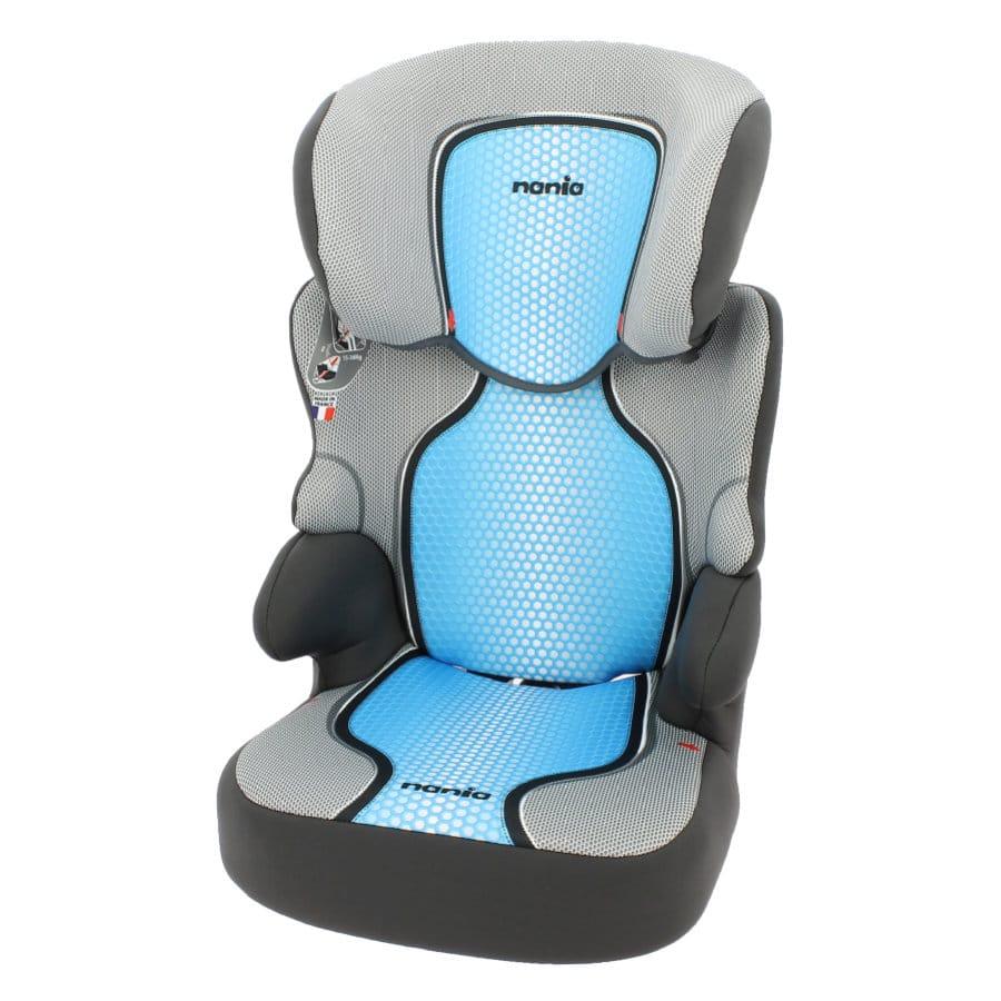 Comment fixer un siège auto Nania Groupe 1 2 3?