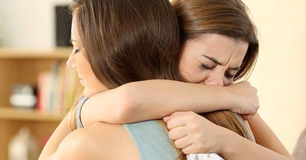Comment réconforter quelqu'un qui pleure?