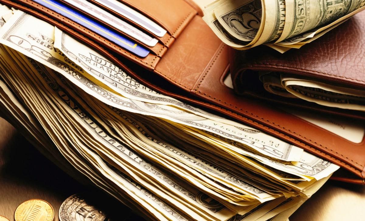 Pourquoi donner de l'argent dans votre poche?